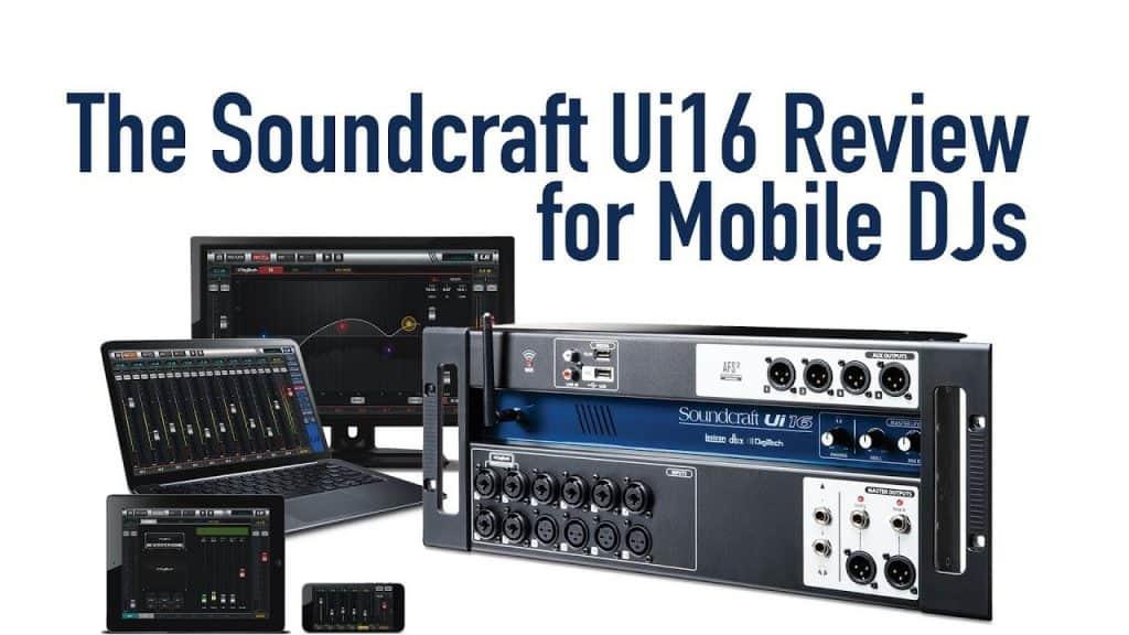 The Soundcraft Ui16 Review