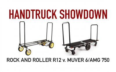 Rock & Roller R12 vs. Muver 6