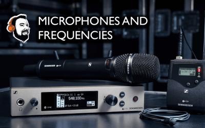 Mobile DJs, Microphones, and Frequencies