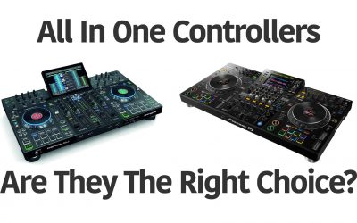 XDJ-XZ, Prime 4. Are All In Ones Wise Investments?