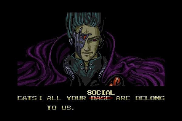 All Your Social Are Belong To Us