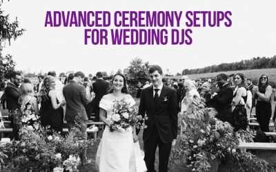 Advanced Ceremony Setups For Wedding DJs