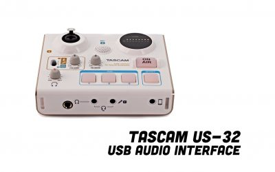 Tascam US-32 USB Audio Interface Review